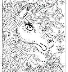 Coloring Pages Cute Unicorn Coloring Pages Page Printable For Cu