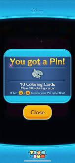 Tsum Tsum Color Chart Easy Colouring Missions I Suppose Tsumtsum