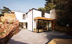 garage to office conversion. garage conversion exterior to office