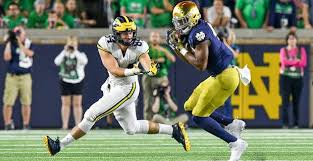 Notre Dames Defensive Depth Chart