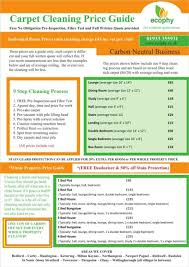 8 Cleaning Price List Templates Free Word Pdf Excel
