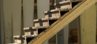 creepy basement stairs. Fix A Creepy, Squeaky Stair Tread Creepy Basement Stairs