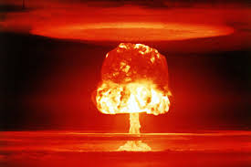 "what s standing between donald trump and nuclear war the verge the ""castle romeo"" nuclear test of a hydrogen bomb in the atmosphere over bikini atoll marshal islands flickr the official ctbto photostream public"