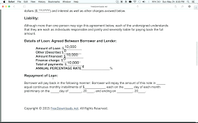 Loan Repayment Contract Free Template Simple Advance Payment Contract Template Meicysco