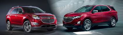 2018 gmc equinox. contemporary 2018 2016 vs 2018 chevrolet equinox in gmc equinox