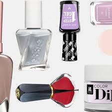 while it s tempting to go for that gel manicure guaranteed to remain glossy and intact for two to three weeks for those that prefer to avoid the damage