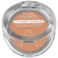 l oreal paris true match super blendable pact makeup buff beige n40 3 oz