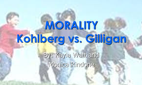 Carol Gilligan Moral Development Theory Chart Difference Between Gilligan And Kohlberg Controversy