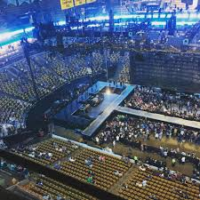 concert seat view for td garden section 316 row 15