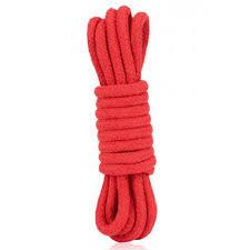 <b>Веревка для связывания</b> шибари купить в ExtazShop