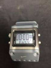 mens nike watch nike sledge wc0040 new mens grey gray chronograph sports watch a2831