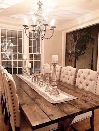 simple dining table centrepiece ideas