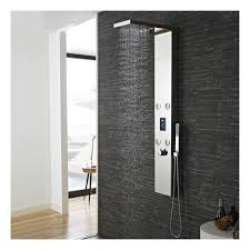 hudson reed genie thermostatic shower panel