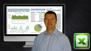 Udemy Dashboard Designing And Interactive Charts In Excel Excel Interactive Dashboards And Data Analysis Udemy