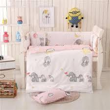 3 pc cot bedding set for newborn