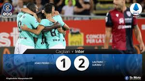 WATCH - Highlights Cagliari 1 - 2 Inter: The Nerazzurri ...