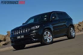 2014 Jeep Grand Cherokee SRT review (video)   PerformanceDrive