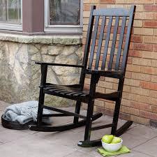 image of black rocking chairs c coast indoor or outdoor