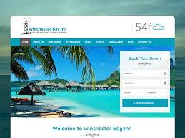 Winchester Website Design Winchester Bay Inn Saini Web Experts