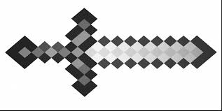 Minecraft Coloring Pages Sword Marvellous Image Sheets 5 17 Mutant