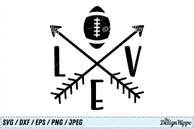 Free football laces vector download in ai, svg, eps and cdr. Football Svg Bundle Graphic By Thedesignhippo Creative Fabrica Svg Football Graphic Design Logo