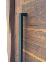 commercial offset door pulls. 166 Matt Black Modern Stainless Steel Sus304 Entrance Entry Commercial Office Store Front Wood Timber Glass Offset Door Pulls A