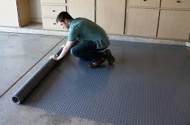 brilliant garage vinyl flooring diamond nitro rolls premium grade vinyl garage floor rolls