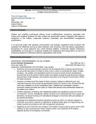 federal resume free federal resume sample from resume prime