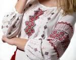 Вышивка украинских вышиванок