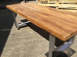240x100 Esstisch Massiv Wildeiche Eiche Tisch In 32130 Enger Für 595