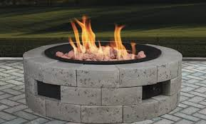 propane fire pit insert magnificent gas ring kit burner homemade diy decorating ideas 27