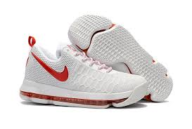 nike basketball shoes womens 2017. nike kd 9 with red basketball shoes womens 2017