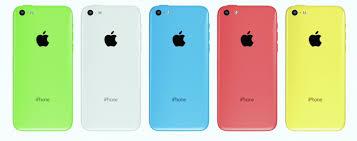 iphone 5C specs big