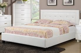 full wood bed.  Wood White Wood Bed In Full