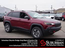 garden city chrysler. 2019 Jeep Cherokee TRAILHAWK ELITE 4X4 Sport Utility Garden City Chrysler
