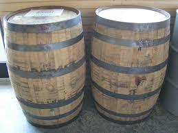 photo 10 of 10 wooden oak rain barrels wood and home decor vintage oak rain wonderful large wooden barrels