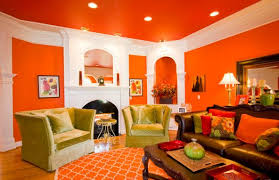 The Underused Interior Design Color How To Use Orange Indoors Custom Interior Design Color