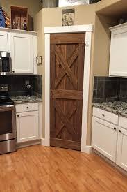 Kitchen Pantry Barn Door Kitchen Pantry Solid Wood Doors River Valley  Woodworks 1 668x1000 14 Barn