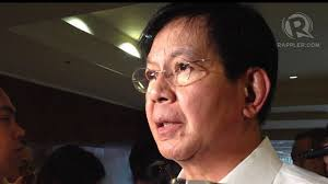 'REHAB CONDUCTOR.' Former Senator and PNP chief Panfilo Lacson says his job as rehabilitation czar involves ensuring transparency in the use of government ... - ping-lacson-20131202
