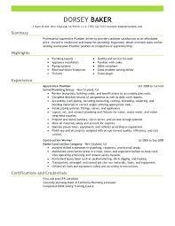 tradesman resumes tradesman resume template plumber resume templates tradesmen resume