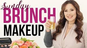 neutral and soft sunday brunch makeup makeup geek