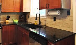brazilian black granite countertops color for kitchen standard 5 black granite counter l76 counter
