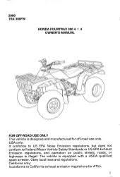 1988 1994 honda trx300 trx300 fw fourtrax service repair workshop man 1995 honda trx 300 wiring diagram 1995 Honda Trx 300 Wiring Diagram 1995 Honda Trx 300 Wiring Diagram #19