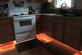 kitchen rope lighting. under cabinet rope lighting kitchen cabinets design e