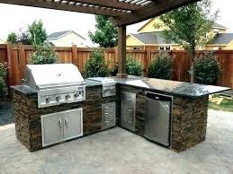 diy outdoor kitchen kit kitchen your own outdoor kitchen island outdoor kitchen modular kits fine build