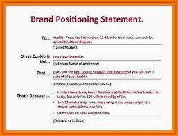 Resume Branding Statement Examples Awesome Branding Statement Bino48terrainsco