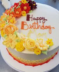 Moms Birthday Cake The Makery Cake Company