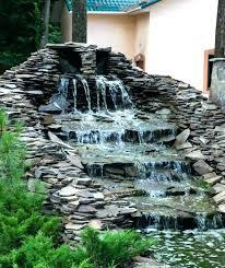 wall waterfall best water