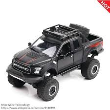 Kids Ford Truck Power Wheels Electric Ride On Raptor Red ...