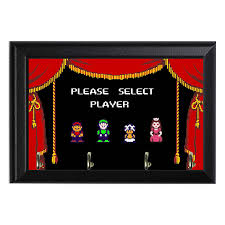Wall Key Holder Amazoncom Retro Legend Of Zelda Decorative Wall Plaque Key Leash